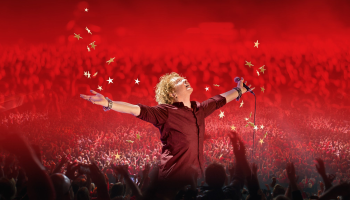 Simply Red | Official VIP Ticket Experiences