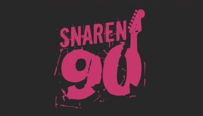 Snaren 90 met live: ONCE (Pearl Jam)