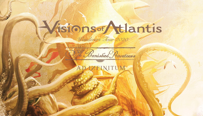 Visions Of Atlantis - Wanderers Tour 2020