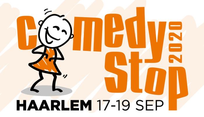 Comedy Stop Haarlem presents Dane Baptiste