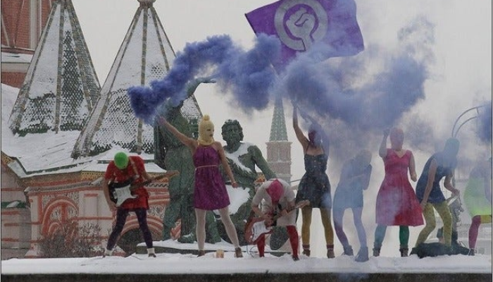 Pussy Riot - Riot Days