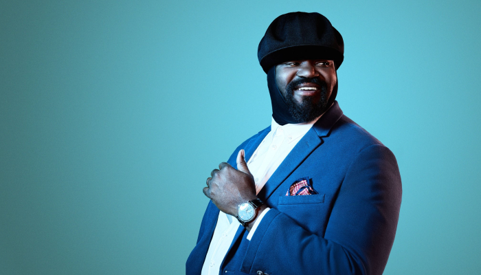 Gregory Porter   Front 2 Rows Package