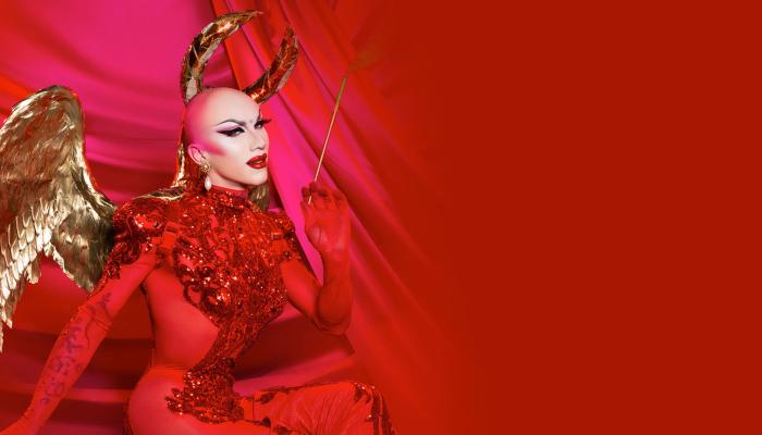 Sasha Velour's - Smoke & Mirrors | VIP Meet & Greet package