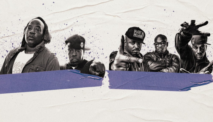 M.O.P. + Lords of the Underground