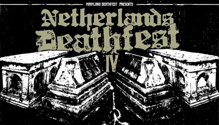 Netherlands Deathfest 2021 - Dayticket