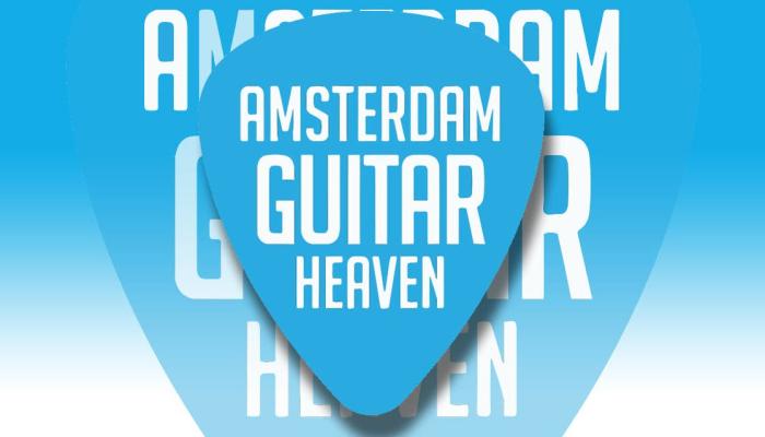 Amsterdam Guitar Heaven: Combiticket