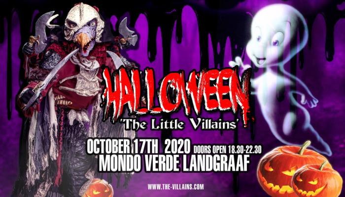 Halloween The Little Villains (tijdslot 18.30 - 19.00)