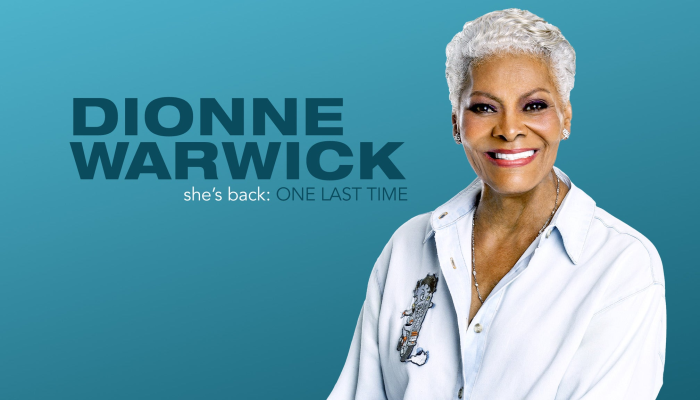 Dionne Warwick - 'ONE LAST TIME' Farewell Tour 2021
