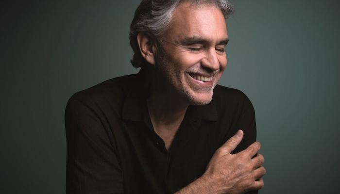 Andrea Bocelli   Platinum ticket